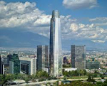 Complejo inmobiliario Costanera Center