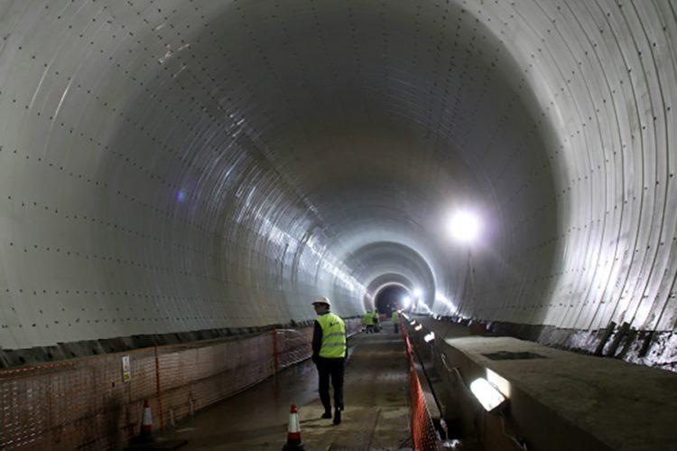 PAJARES HIGH SPEED RAIL TUNNELS, ASTURIAS, SPAIN