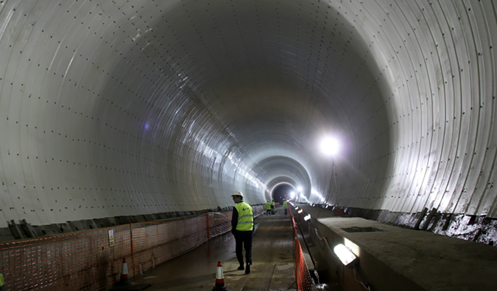 Pajares High Speed Rail Tunnels