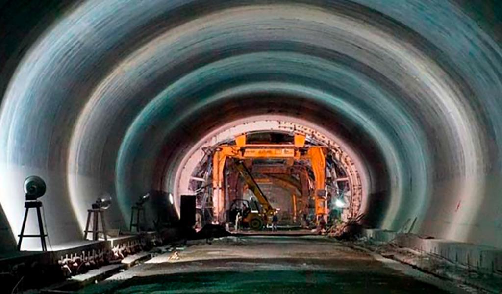 Escenica Alterna Tunnel