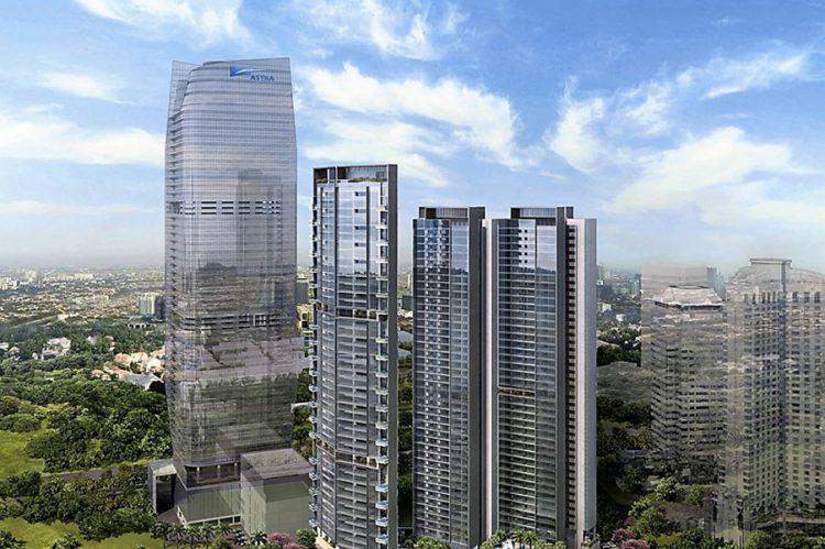 Anandamaya Residences Jakarta