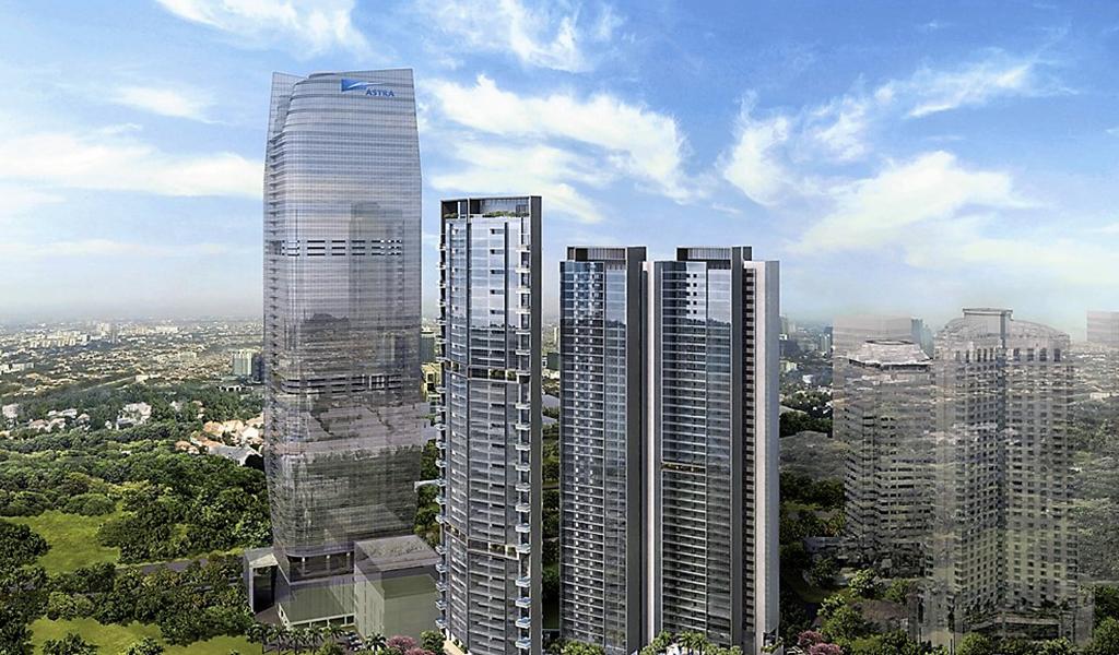 Anandamaya Residences, Jakarta, Indonesia