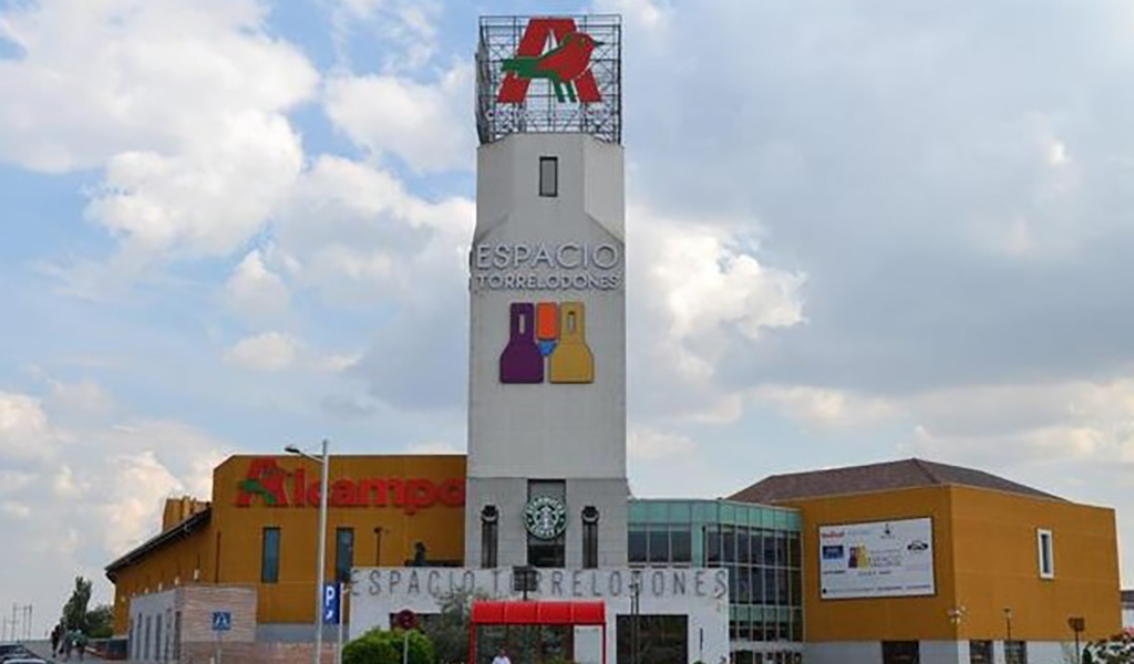 Espacio Torrelodones Shopping Mall