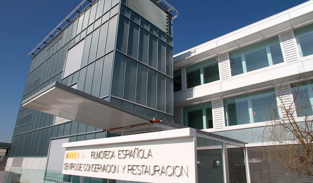 Spanish Film Library