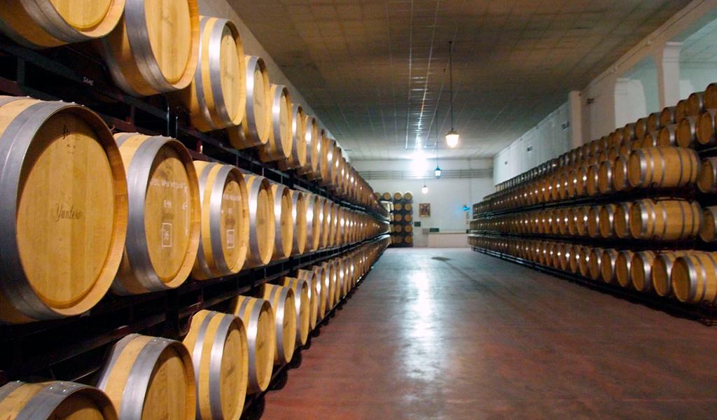 Yuntero Winery, Manzanares, Ciudad Real