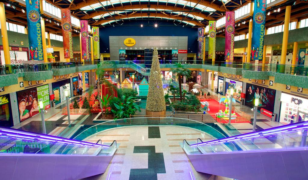 Equinoccio Park Shopping Center, Zaratán, Valladolid