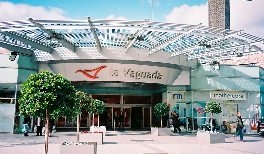 La Vaguada Shopping Centre, Madrid