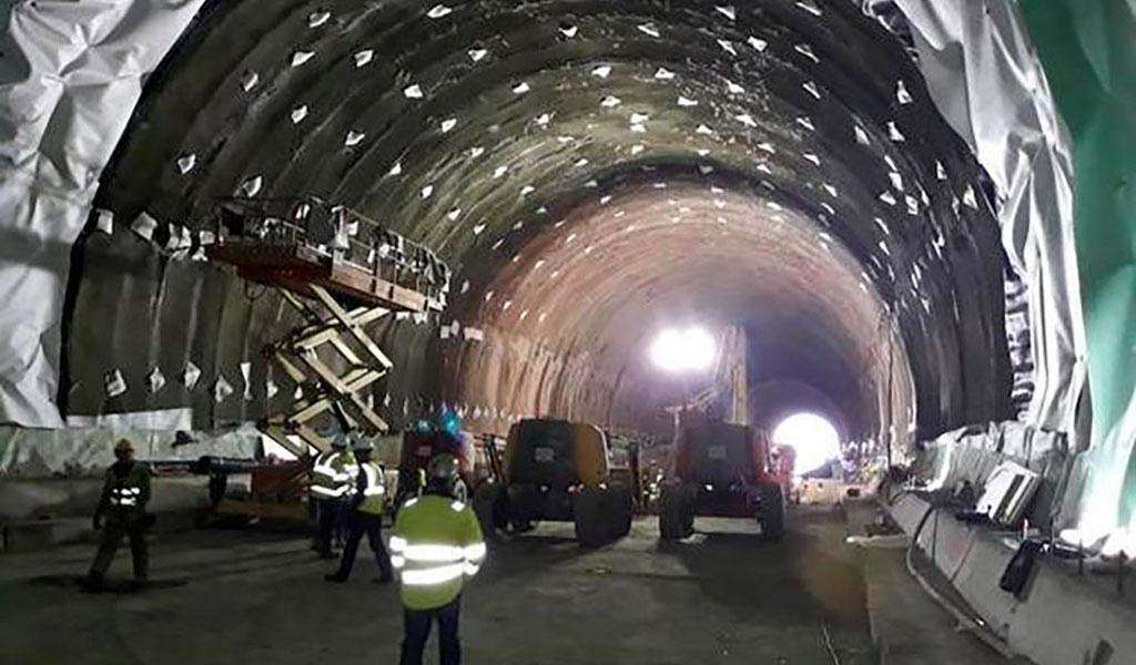 Otero de Sanabria Tunnel, Zamora