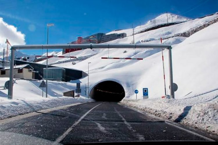 Tunnel-denvalira