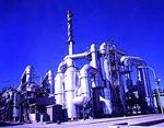 Planta de producción de ácido sulfúrico
