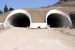 Obras túnel de Montgro