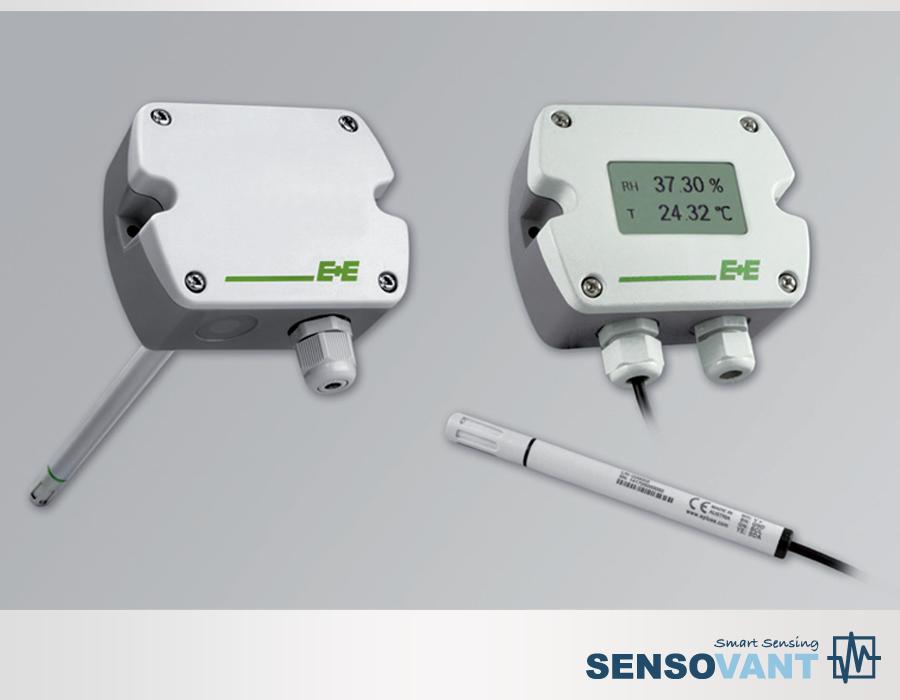 Sensor de humedad y temperatura