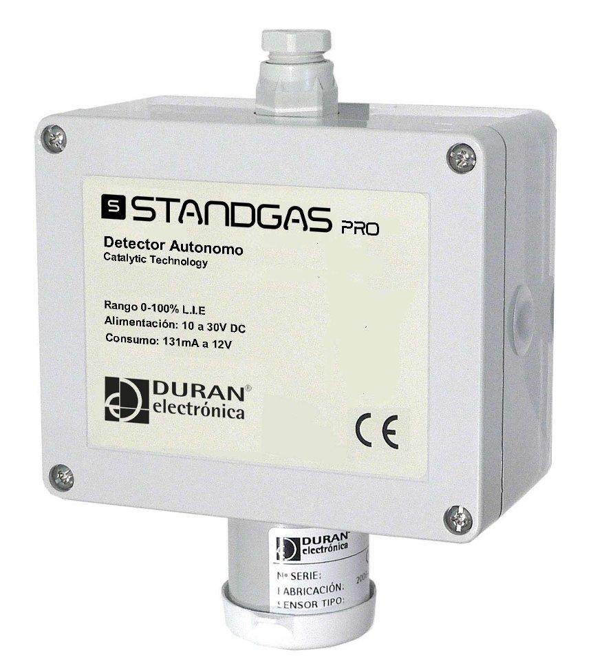Detector STANDGAS HC PRO
