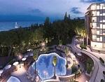 Vista desde hotel Sochi