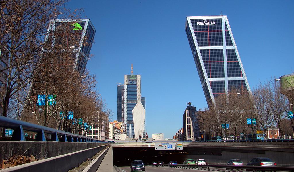 Túneles de Madrid