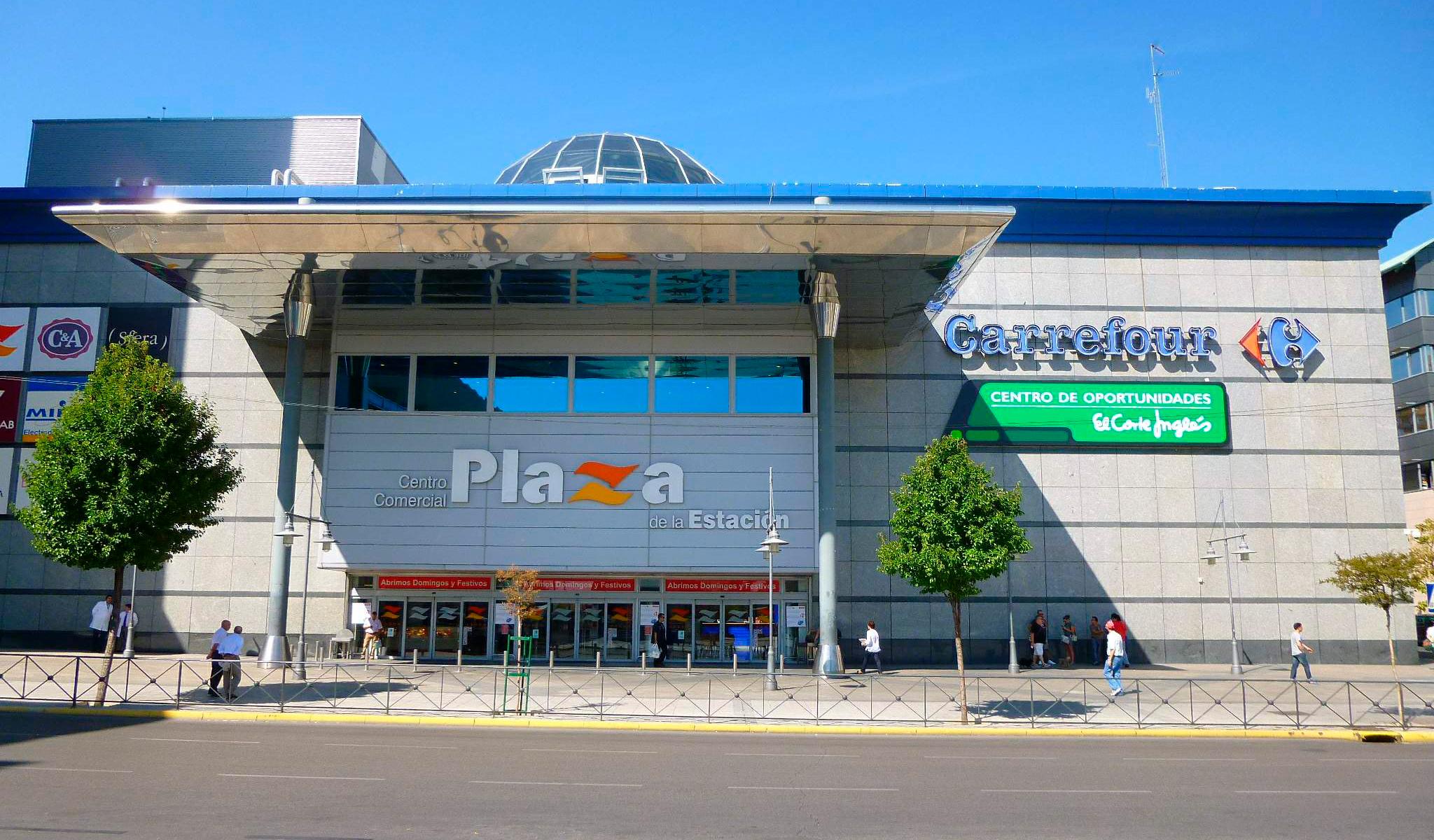 c65f6435bf Plaza de la Estación