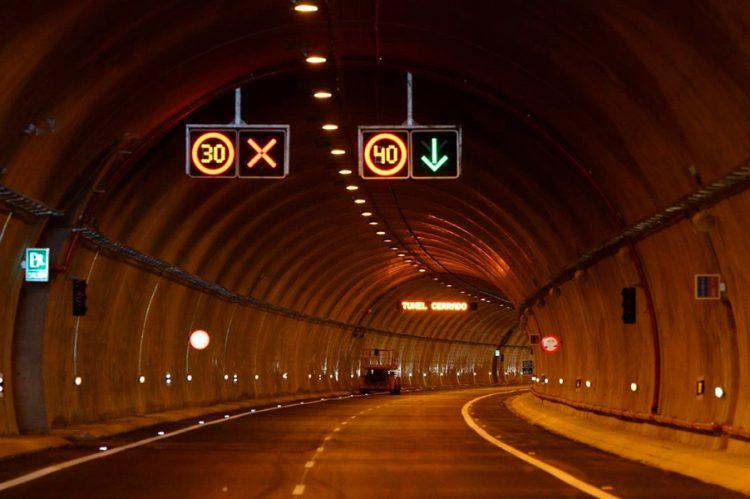 Túnel La Aldea