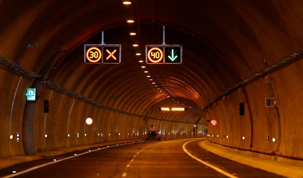 Túnel de La Aldea