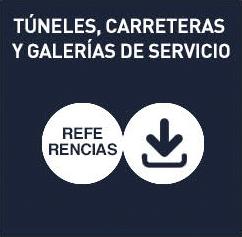 Referencias específicas de túneles