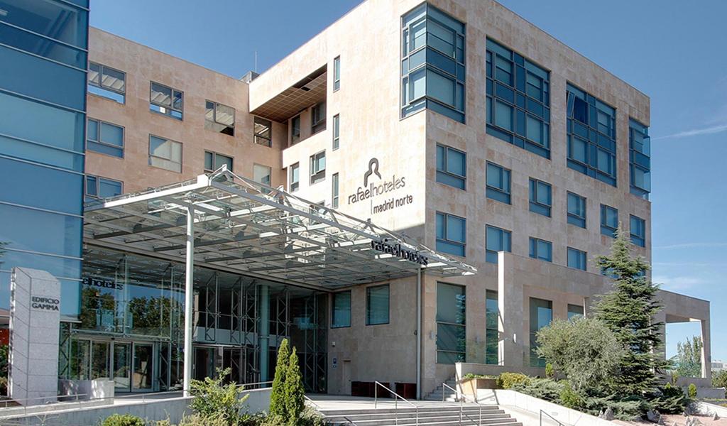 Rafael Hoteles, Madrid
