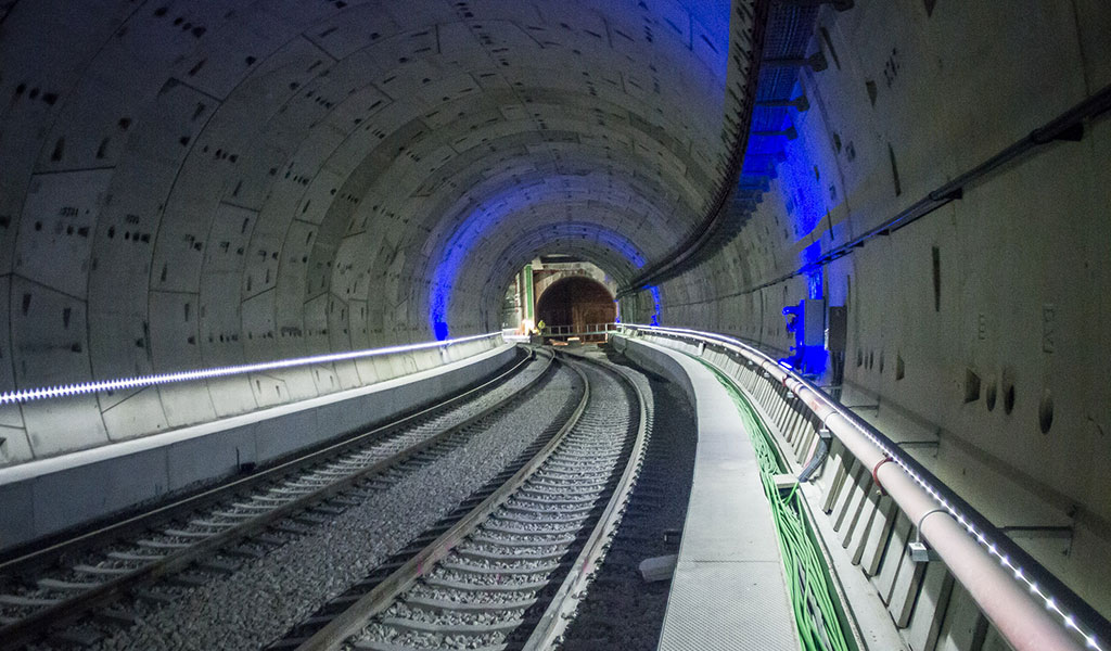 Túnel Ferroviario de Sol (Atocha-Chamartín), Madrid