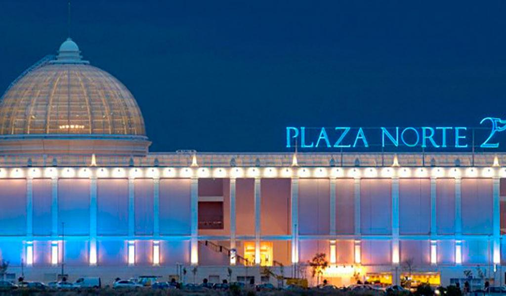 Centro Comercial Plaza Norte 2, San Sebastián de los Reyes, Madrid