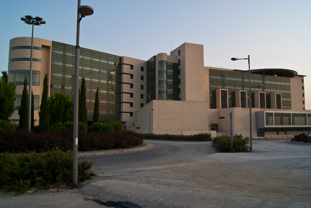 Hospital clínico Granada