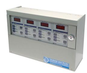 DURAN 203 PLUS Control Panel