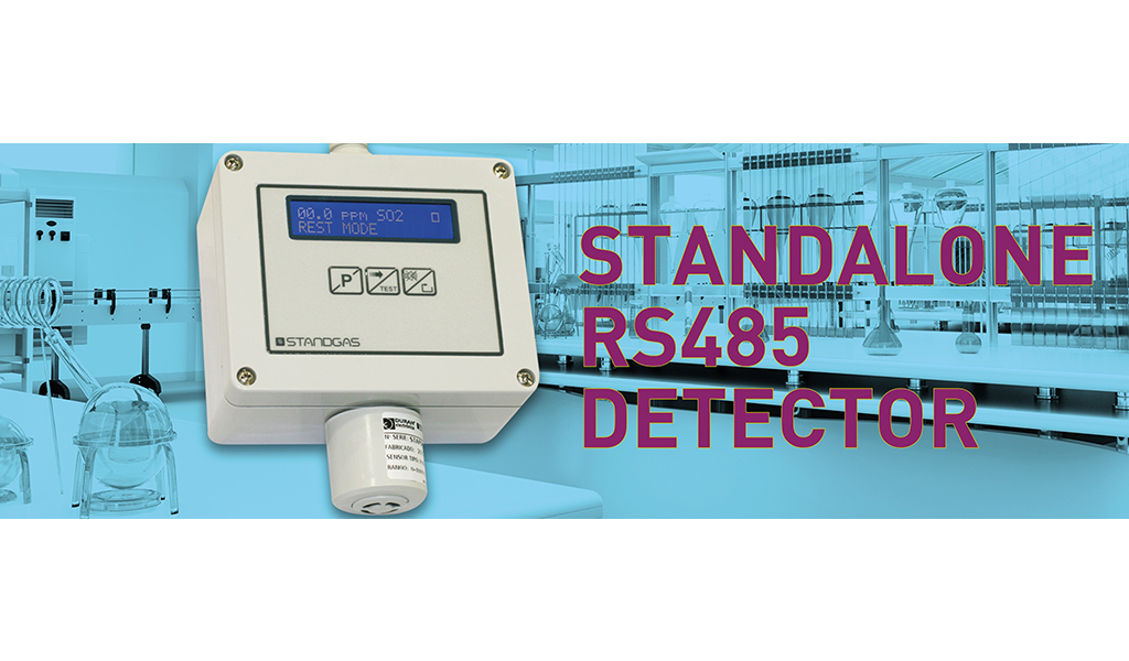 New version Standgas Pro LCD RS485