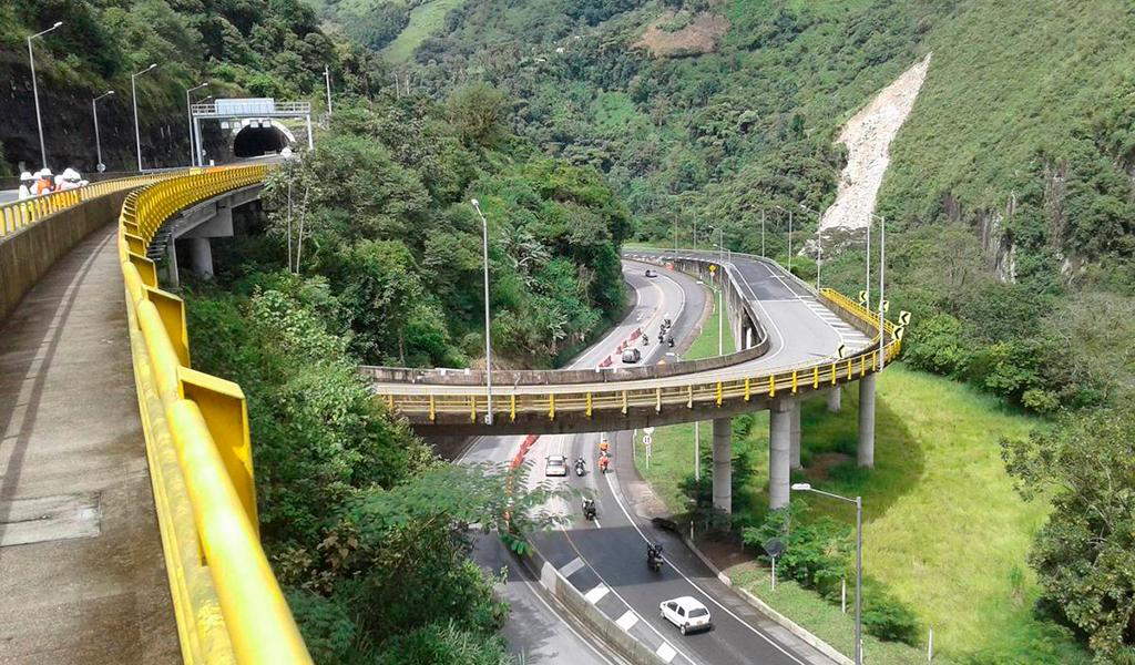 Bogotá-Villavicencio Route Tunnels