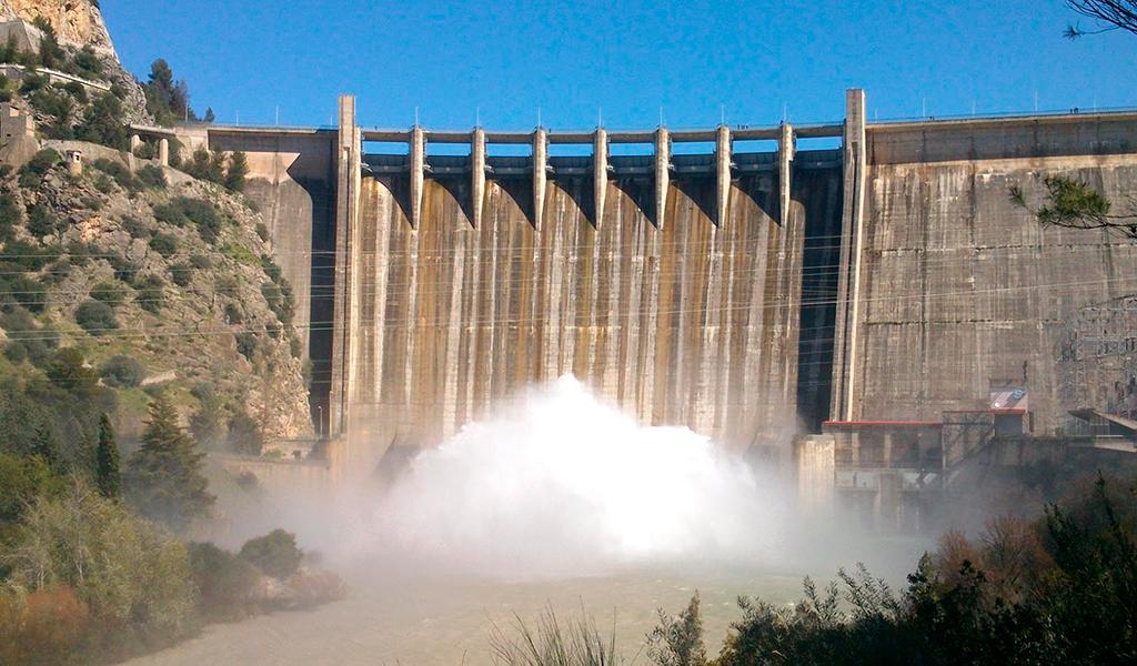 Iznájar Reservoir, Córdoba