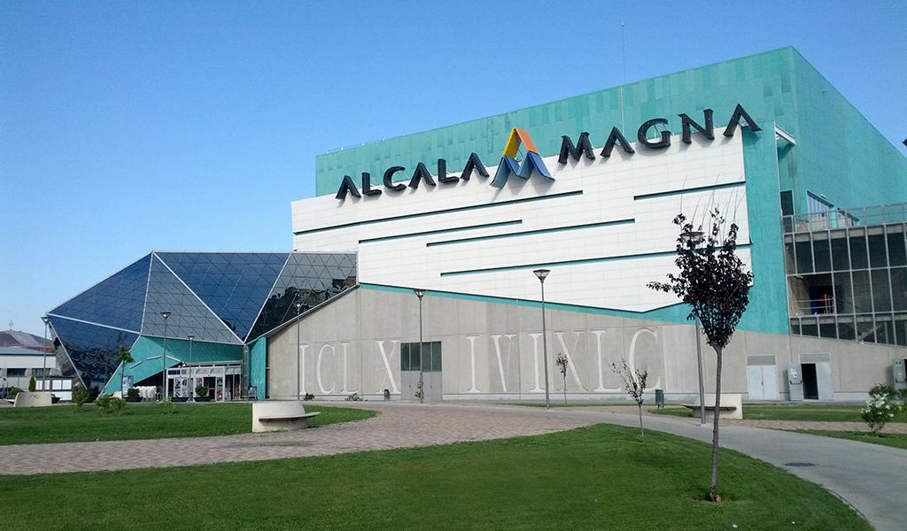 Alcalá Magna Shopping Mall