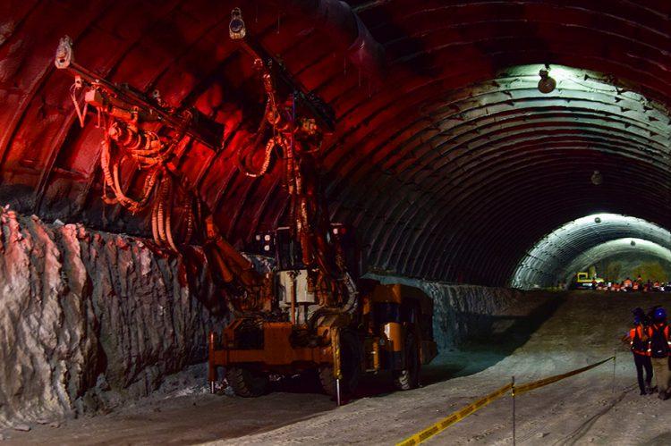Libramiento-Sur-II-de-Morelia-Tunnel