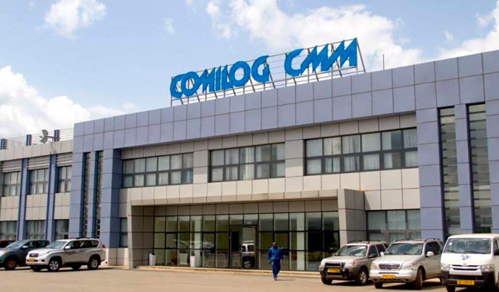 Comilog Mining Company, Moanda, Gabon