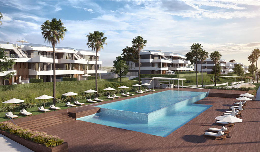 Limonar Homes Residential Complex, Malaga