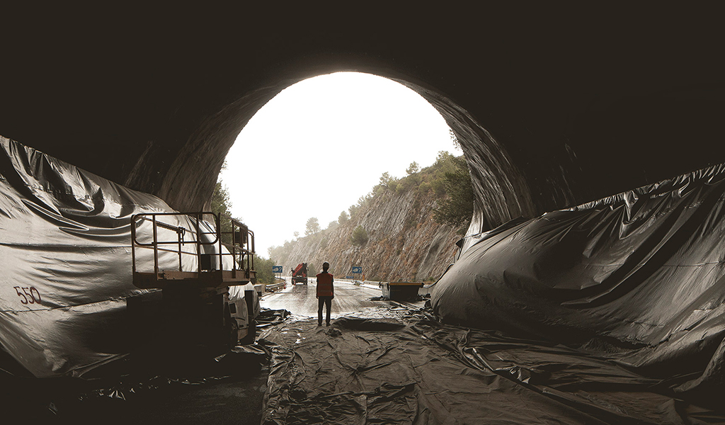 Xeresa Tunnel, Gandía, Valencia
