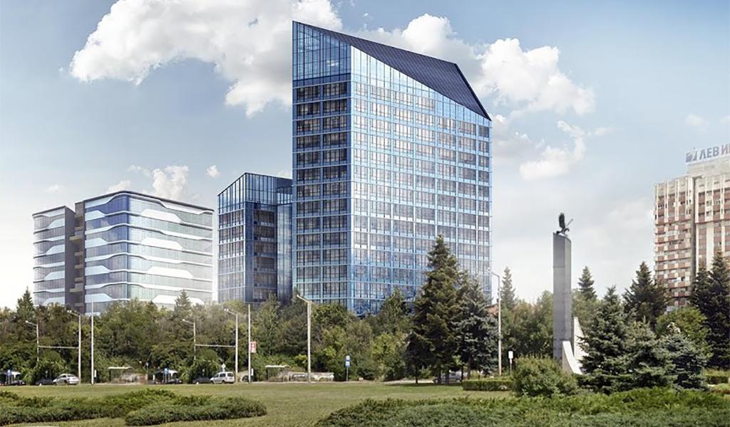Sinergia Tower, Sofia, Bulgaria
