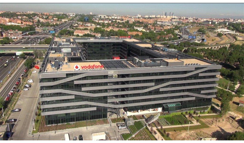 Vodafone Plaza, Madrid, Espagne