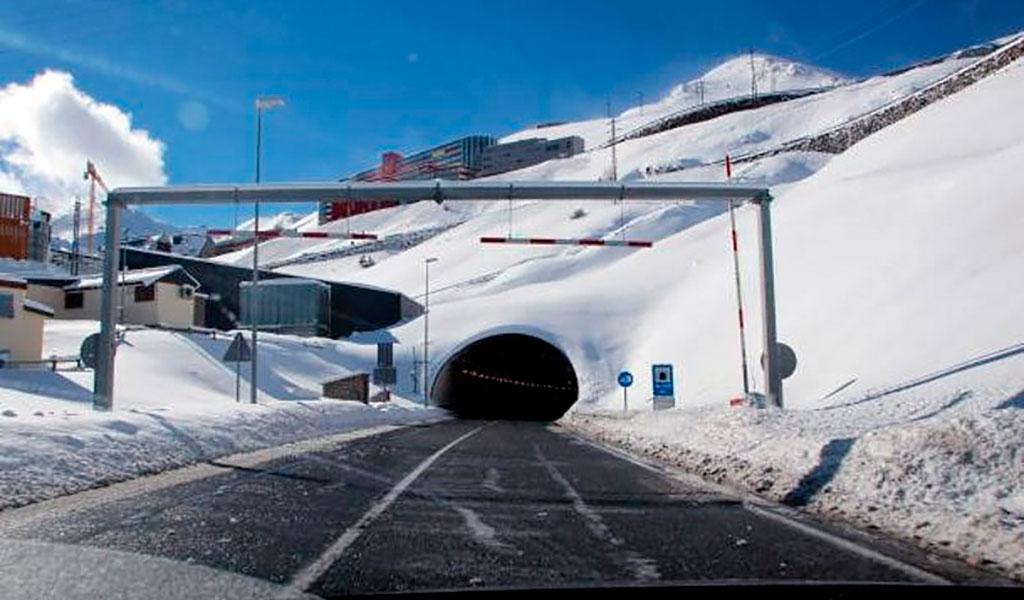 Tunnel D'Envalira, Andorre