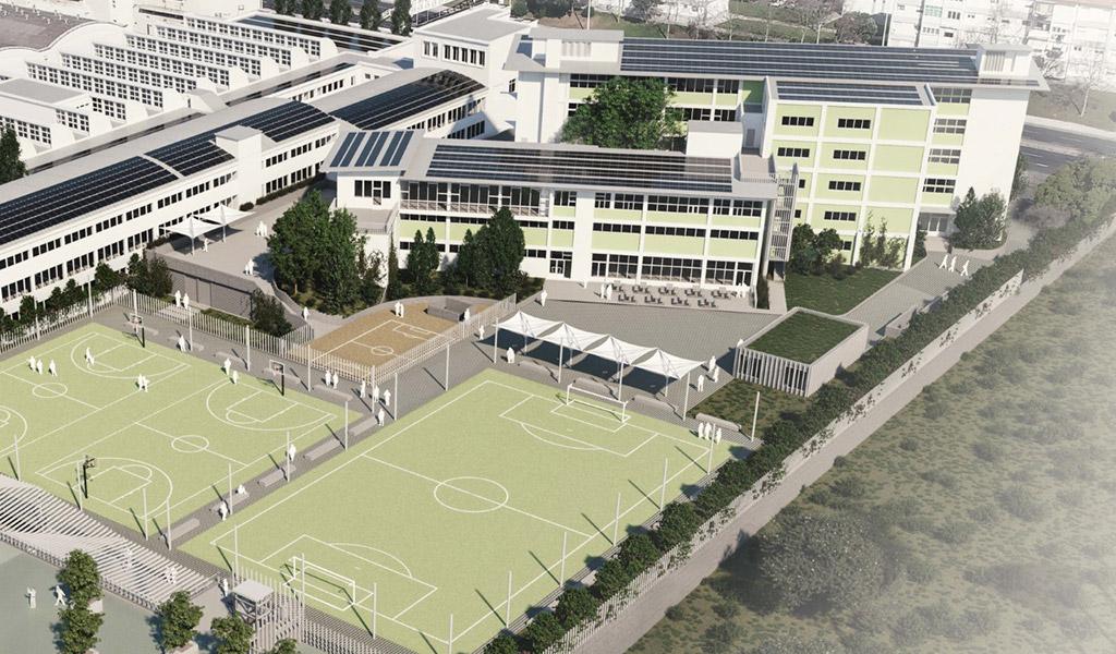 Ecole Internationale de Lisbonne Unie, Lisbonne, Portugal