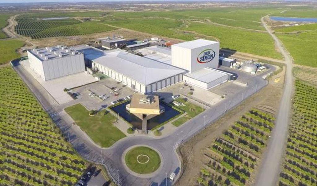 Fabrique de J. García Carrión, Huelva