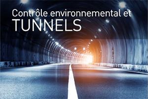 Contrôle Environnemental et Tunnels