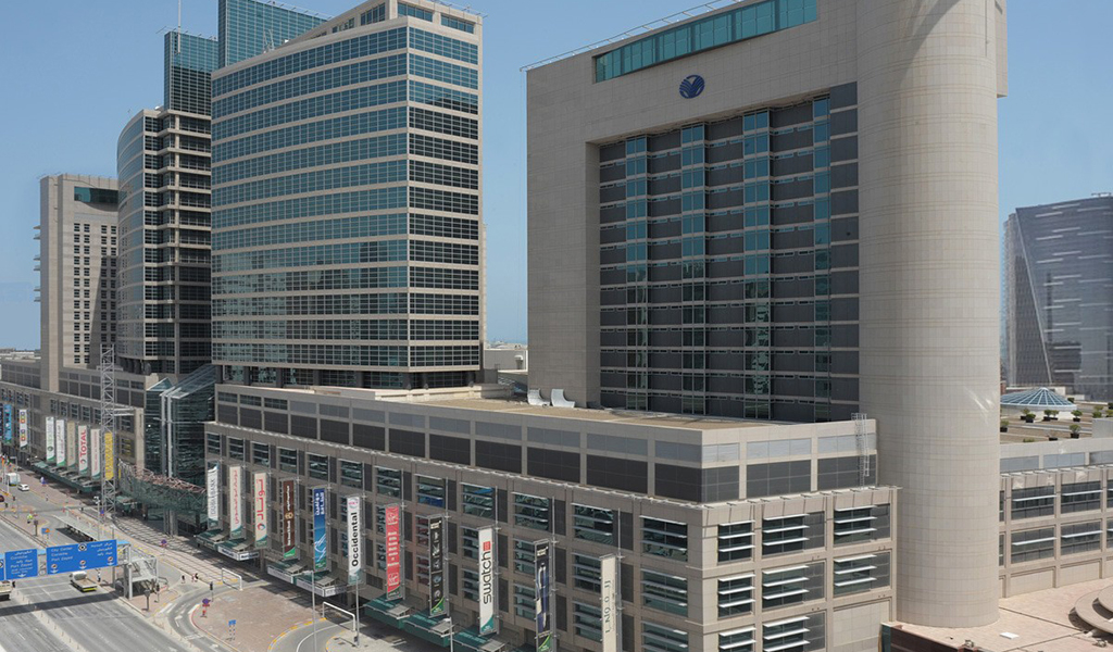 Centre commercial d'Abu Dhabi