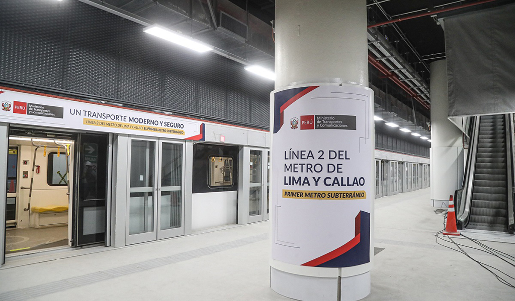 Métro de Lima et Callao, Lima, Pérou