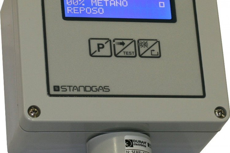 STANDGAS PRO LCD Exp