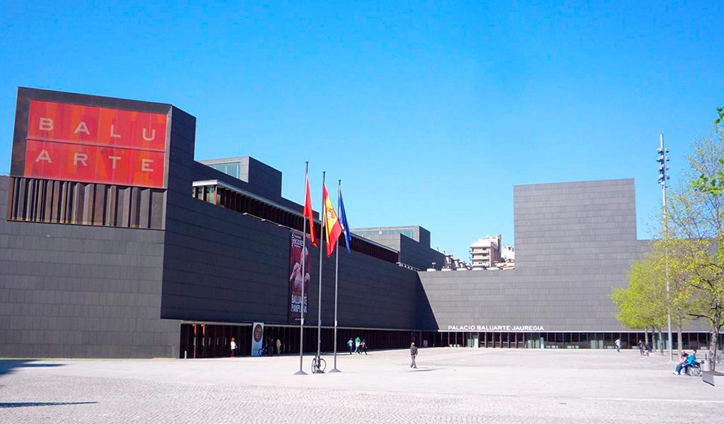Palacio de Congresos y Auditorio de Navarra, Pamplona