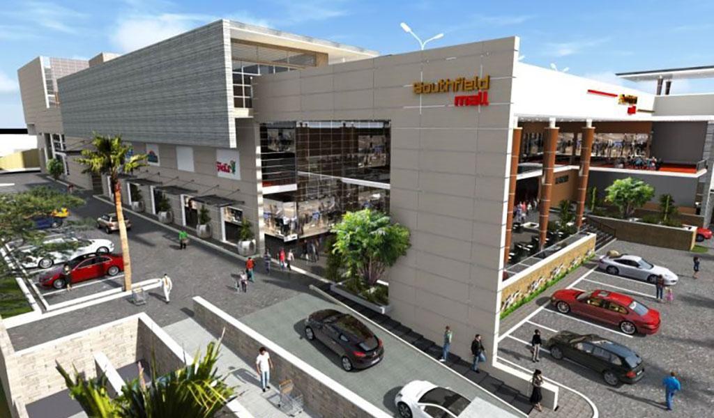 Centro Comercial Southfield Mall, Nairobi, Kenia