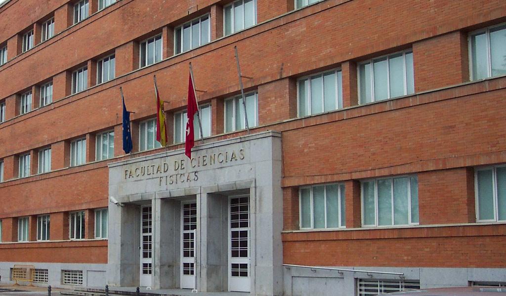Facultad de Ciencias Físicas de la Universidad Complutense de Madrid