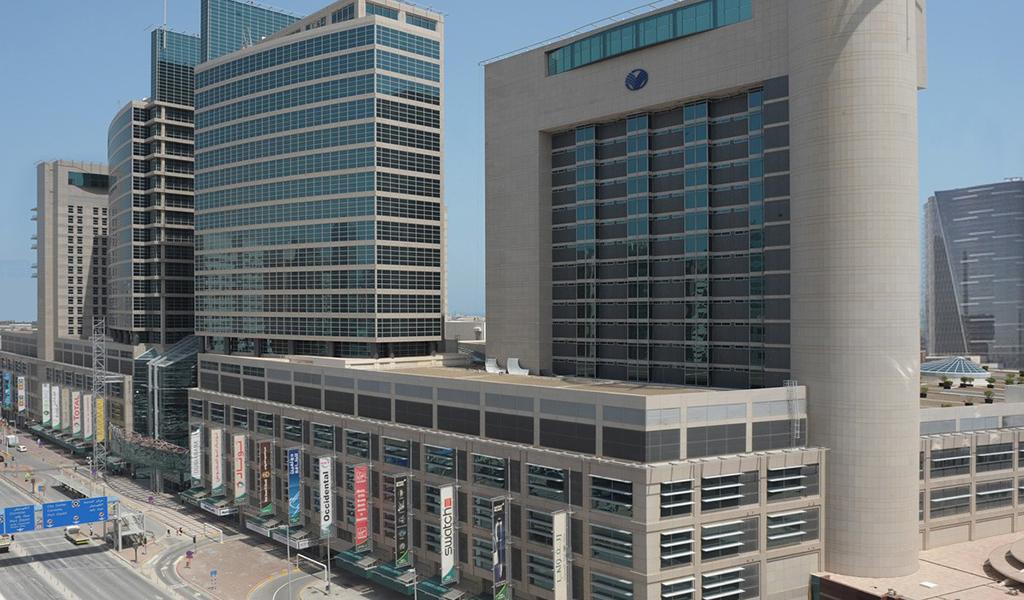 Centro Comercial de Abu Dhabi, Emiratos Árabes Unidos