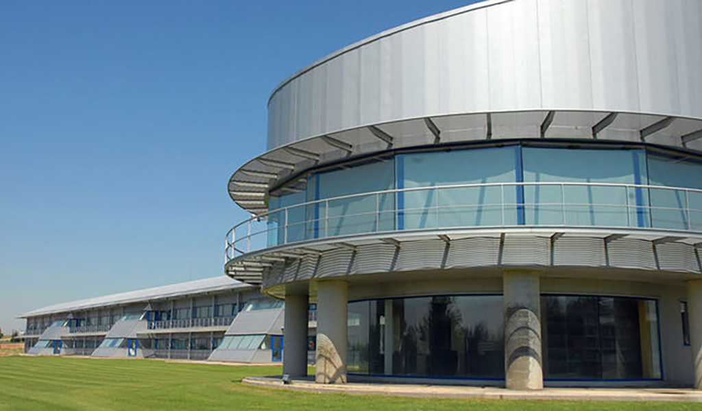 Inta. Instituto Nacional de Técnica Aeroespacial, Torrejón de Ardoz, Madrid